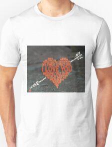 Heart  T-Shirt