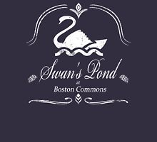 Swan's Pond - White Women's Tank Top