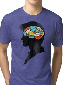 Doctor Phrenology Tri-blend T-Shirt
