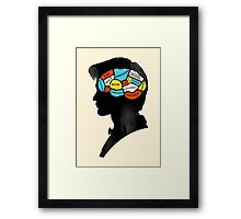Doctor Phrenology Framed Print