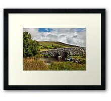 The Quiet Man Bridge Framed Print