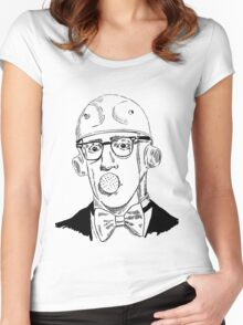 Woody Allen's Sleeper Women's Fitted Scoop T-Shirt