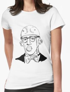 Woody Allen's Sleeper Womens Fitted T-Shirt