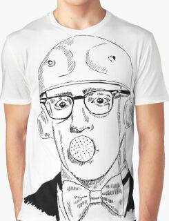 Woody Allen's Sleeper Graphic T-Shirt
