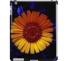 little yellow flower iPad Case/Skin