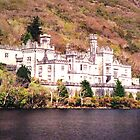 Kylemore Abbey, Connemara, Co. Galway Ireland by AngieDavies