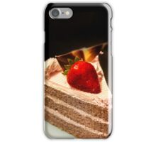 Miniature Cake iPhone Case/Skin