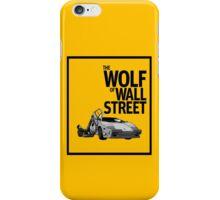 THE WOLF OF WALL STREET-LAMBORGHINI COUNTACH iPhone Case/Skin