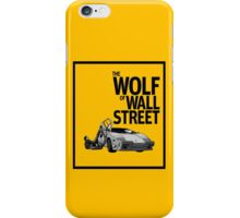 THE WOLF OF WALL STREET-LAMBORGHINI COUNTACH iPhone Case/Skin