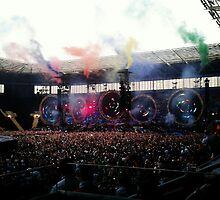Colours of ColdPlay by oksanasteblyk