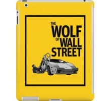 THE WOLF OF WALL STREET-LAMBORGHINI COUNTACH iPad Case/Skin