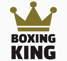 Boxing king winner by Designzz