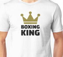 Boxing king winner Unisex T-Shirt
