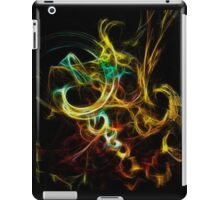 smoke rings iPad Case/Skin