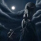 Sif - Dark souls by Alcoz