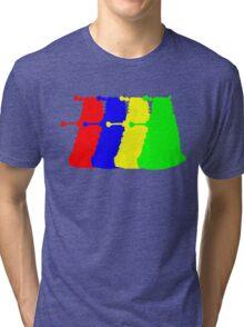 Exterminate The Colour Tri-blend T-Shirt