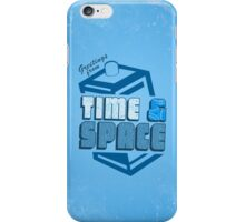Greetings From Time & Space iPhone Case/Skin