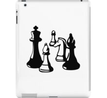 Chess game iPad Case/Skin