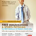 Immunization Month by omar305