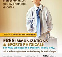 Immunization Month by omar305