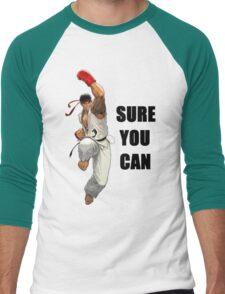 Shoryuken! Men's Baseball ¾ T-Shirt