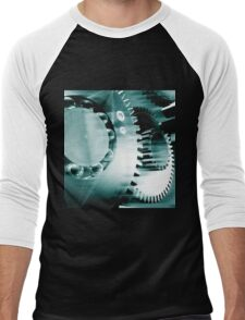 mechanical engineering Men's Baseball ¾ T-Shirt