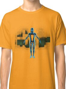3d human  Classic T-Shirt