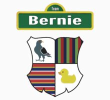 Team Bernie T-Shirt by cakand
