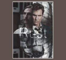 Rust Cohle 1995-2014 from True Detective, HBO by Omar S.