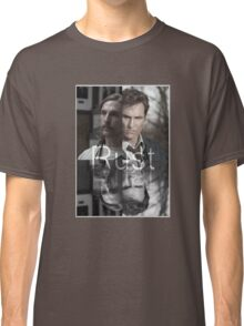 Rust Cohle 1995-2014 from True Detective, HBO Classic T-Shirt