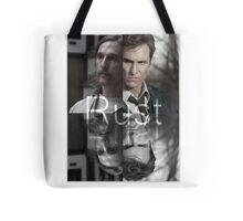 Rust Cohle 1995-2014 from True Detective, HBO Tote Bag