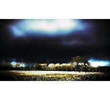 The Thunder Rolls Photographic Print