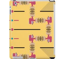 The amazing Tripping-Dude-Ladder iPad Case/Skin