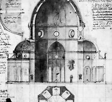 La Cupola Di Brunelleschi by Joyce Flendrie