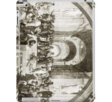 School of Ahtens iPad Case/Skin