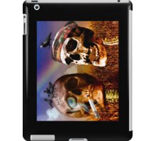 fuck the world iPad Case/Skin