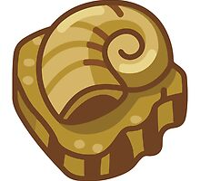 Almighty Helix Fossil by JM92