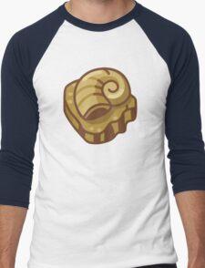 Almighty Helix Fossil Men's Baseball ¾ T-Shirt