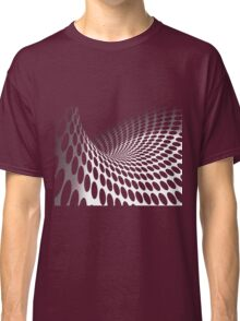 Waves and circles Classic T-Shirt