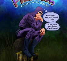 Phantom - Ghost Who Walks by Sabina Nore