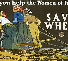 Save Wheat by Bridgeman Art Library