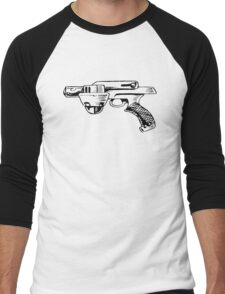 Electrocution Pistol Men's Baseball ¾ T-Shirt