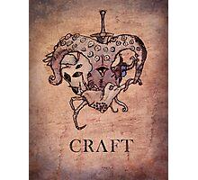 Lovecraft Heart Photographic Print