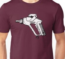 Hornet VI Needle Thrower Pistol - 02 Unisex T-Shirt