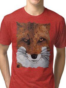 Foxy Tri-blend T-Shirt