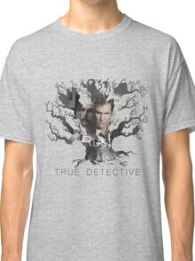 Rust Cohle tree from True Detective, HBO Classic T-Shirt