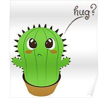 Do you wanna a hug? Poster