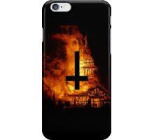 Church Burner iPhone Case/Skin