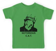 Notorious C.A.T. Kids Tee