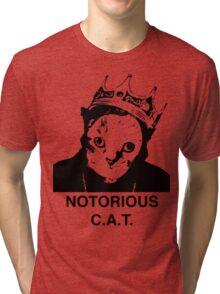 Notorious C.A.T. Tri-blend T-Shirt